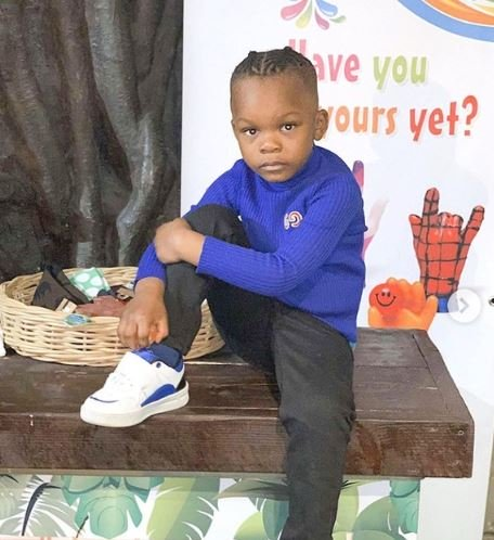 Naira Marley Celebrates His Son, Jojo On His 4th Birthday (Photos) 1-18810