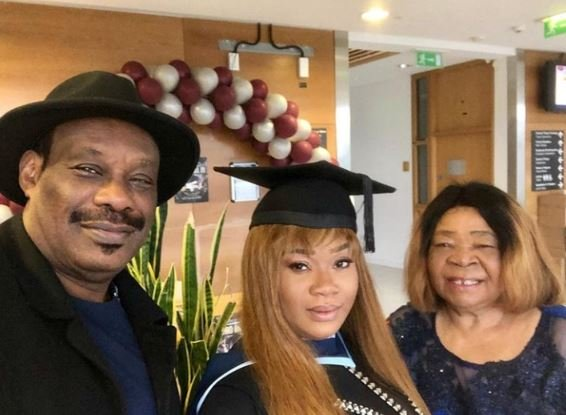 Don Jazzy's Sister Graduates With A First Class As Parent Shares Pictures 1-19611