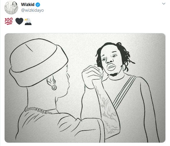 Marlians For Life – Wizkid Declares Himself As Marlians As He Shares Picture With Naira Marley 10472310