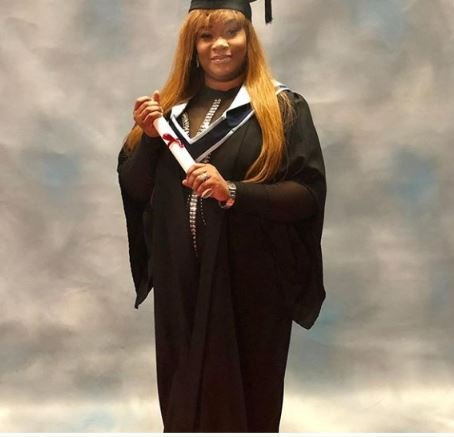 Don Jazzy's Sister Graduates With A First Class As Parent Shares Pictures 2-13811