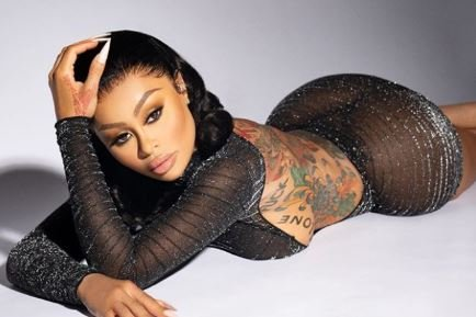 Blac Chyna Showcases Plenty Of Side Boobs And Backside (See Photos) 3-6910