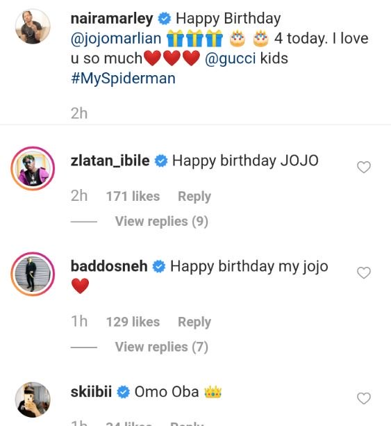 Naira Marley Celebrates His Son, Jojo On His 4th Birthday (Photos) 3-7211