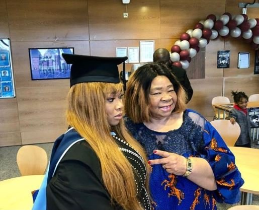 Don Jazzy's Sister Graduates With A First Class As Parent Shares Pictures 3-7610