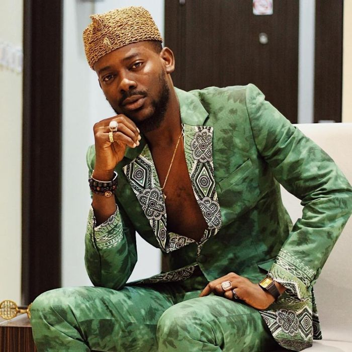 """Don't Go and Work"" — Adekunle Gold Tells A Fan Who Asked For Giveaway Adekun13"
