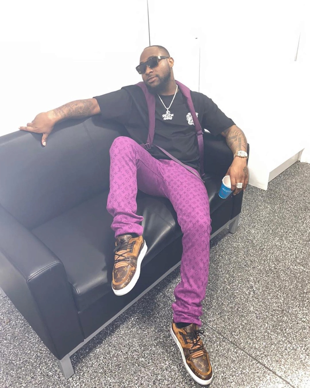 "Davido Set To Release A New Single Tomorrow Titled ""Risky""  Davido28"