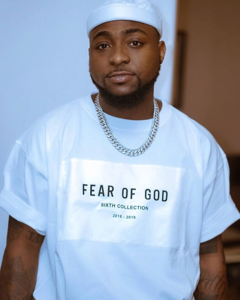 False Pregnancy:  Ladies Who Falsely Accused Davido Caught, Seen In Handcuff (Video) Davido42