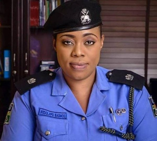Police Officer, Dolapo Badmus Reacts To Naira Marley's Comment On Masters Degree Dolapo12