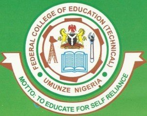 Federal College of Education (Technical) Umunze Sandwich Programme Admission Form for 201 Contact Session Federa10