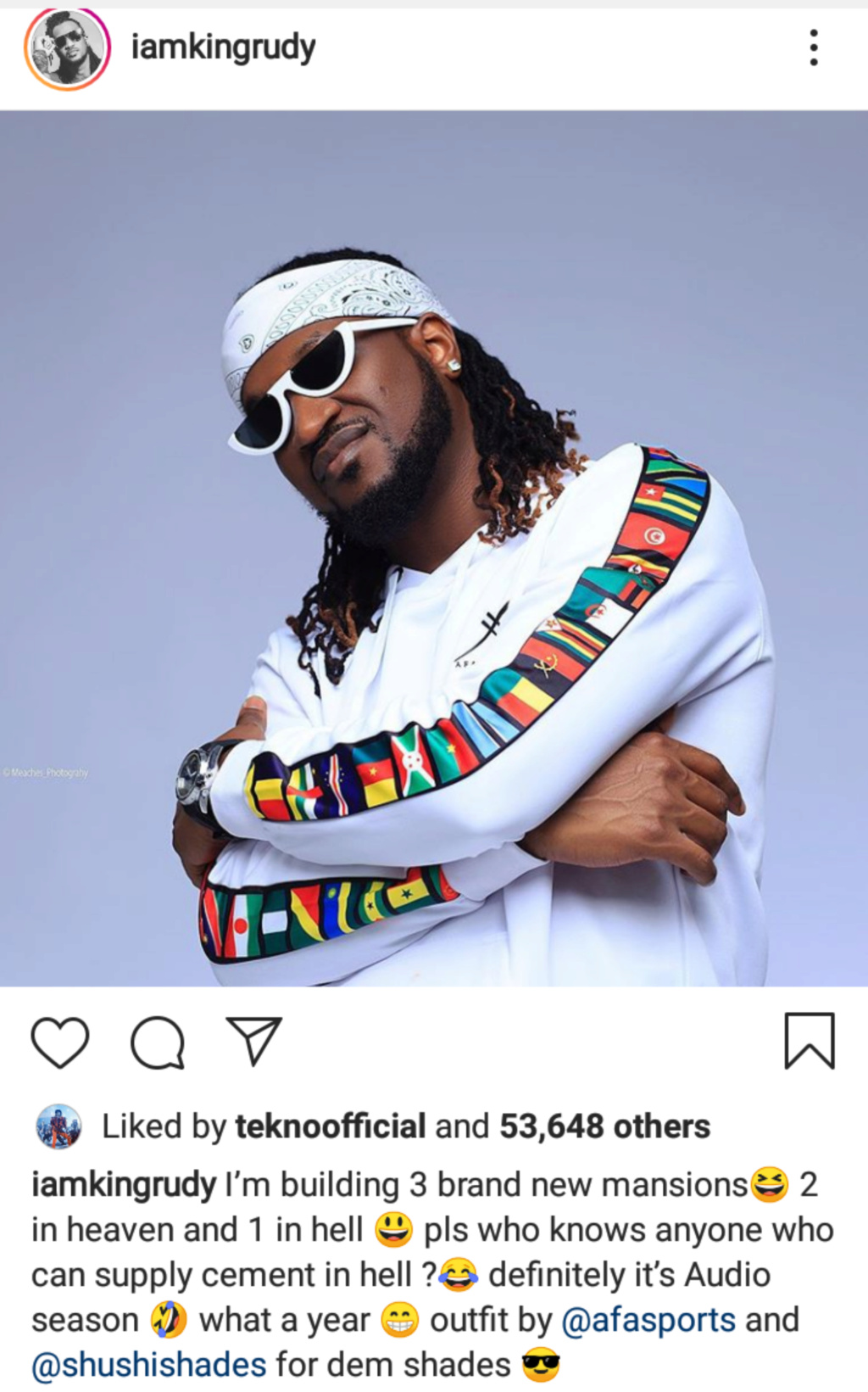 RudeBoy Says He Is Currently Building 3 Mansions, Reveals Their Locations Inshot51