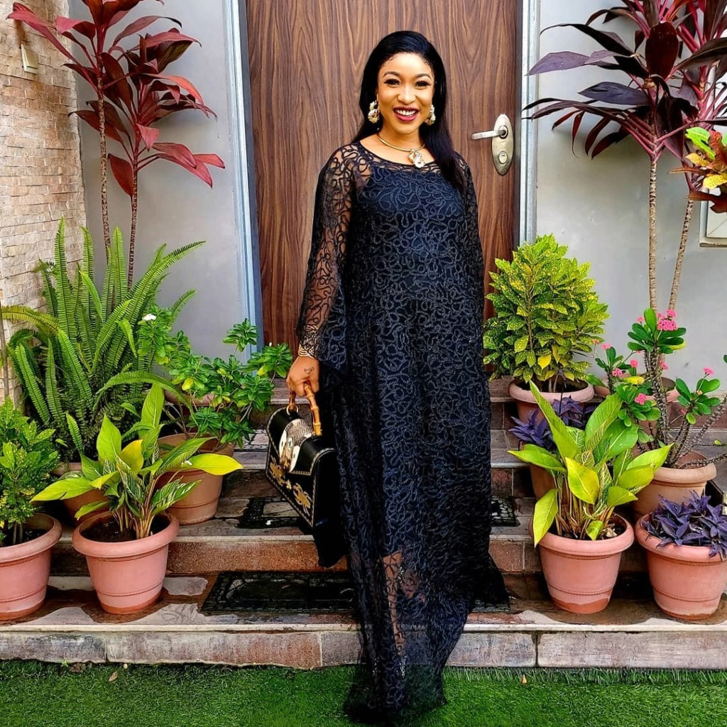 """I Pay Over N1.5m As School Fees For My Son"" – Tonto Dikeh Says King-t10"