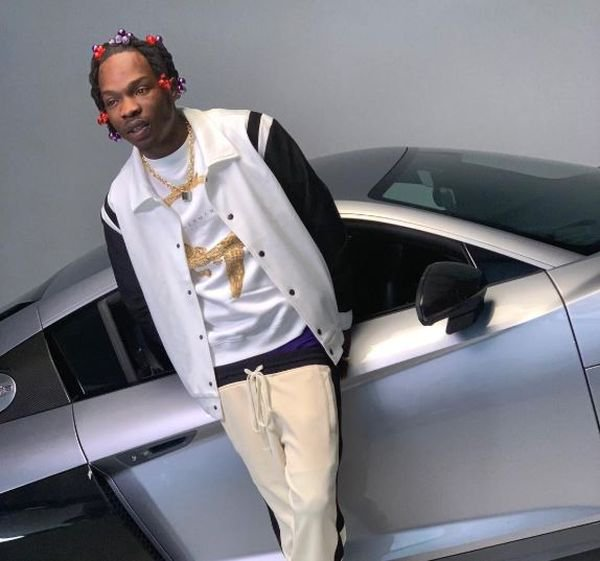 See The Crazy Moment Naira Marley Rolled An Invisible Blunt And Lights It Up (Rate His Dance) Naira-14