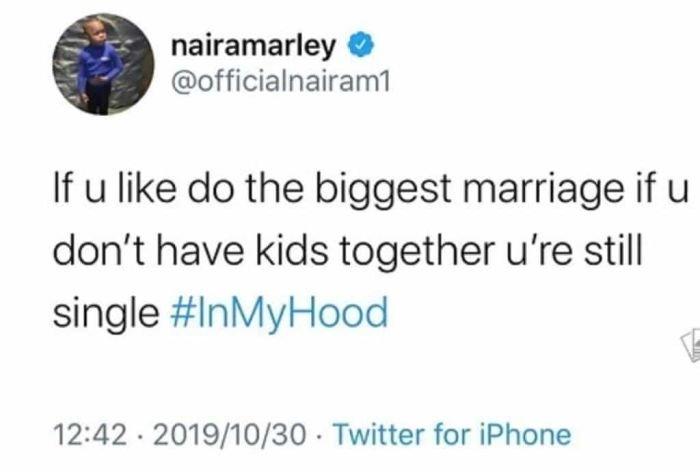 'If You Like Do The Biggest Marriage, If You Don't Have Kids You're Still Single'- Naira Marley Reveals Naira-20