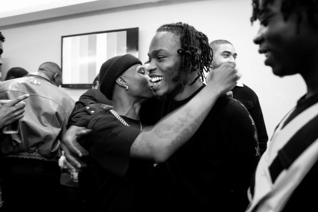 Naira Marley Shared Photos Of Him, Wizkid and Other Artistes at O2 Arena Show in Londom Naira_10