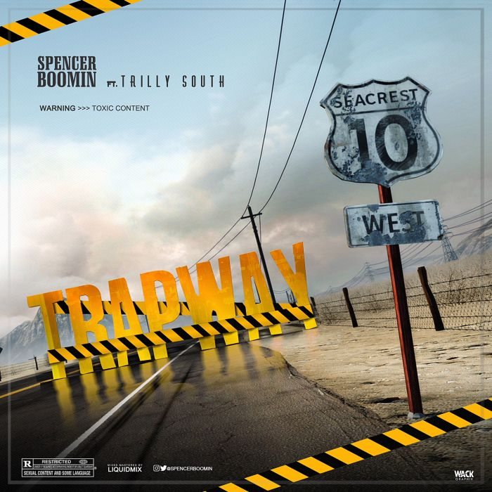 [Download Music] Spencer Boomin Ft. Trilly South – Trap Way Spence10