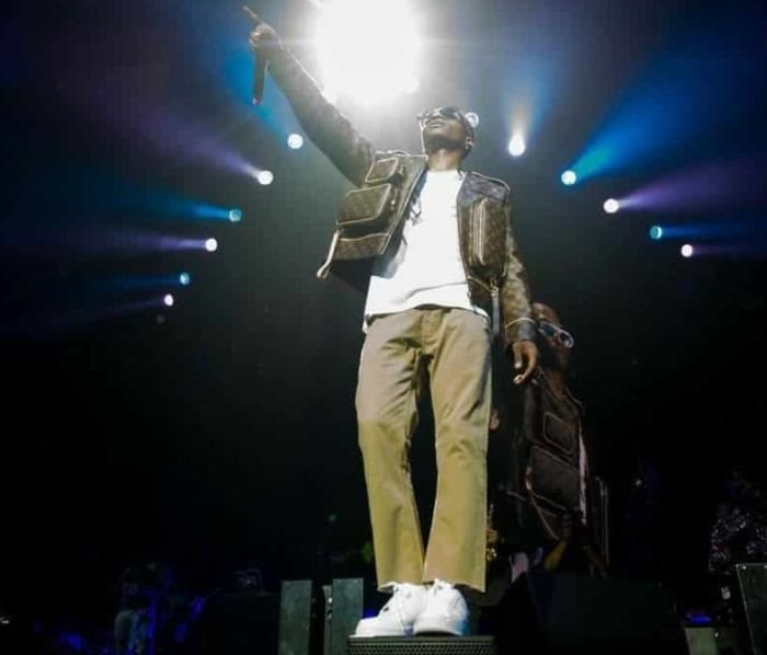 Wizkid Appreciate Naira Marley, Burna Boy, Olamide & Others For The Shutdown of His Show Wizkid12