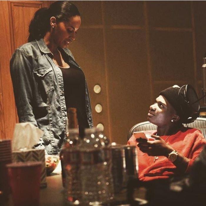 Wizkid Send A Warm Birthday Message To His Baby Mama (Read Full Detail) Wizkid13