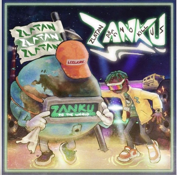 Top 5 (Five) Newly Released Hot Music For This Week (Mon —Friday) Zanku_10