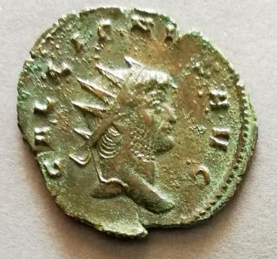 Antoninien Gallien, revers à déterminer Img_2025