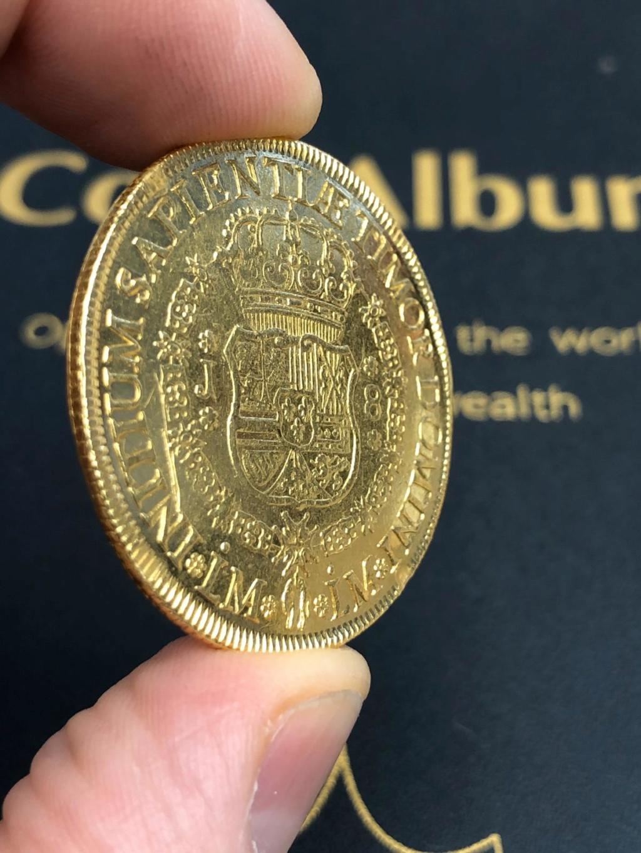 8 Escudos Oro 1751 Ceca Lima verdadero o replica? - Página 2 7bd29110