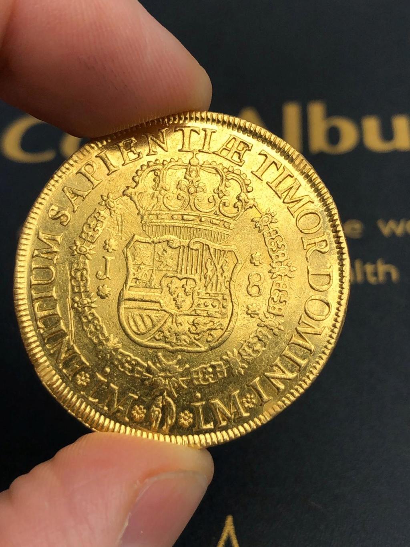8 Escudos Oro 1751 Ceca Lima verdadero o replica? - Página 2 E1e64210
