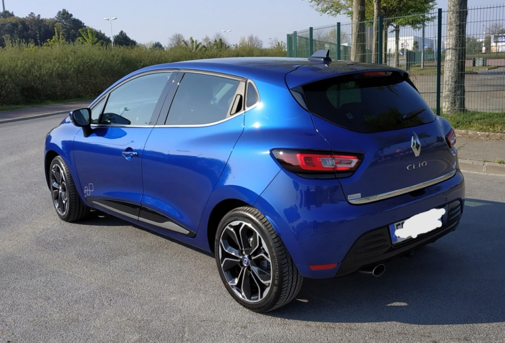 clio 4 intence bleu iron Thumbn12