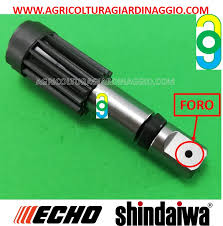 Echo CS362TES pompa olio Images13