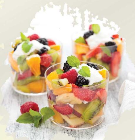 உடல் எடையை குறைக்க உதவும் பழ சாலட் Fruit10