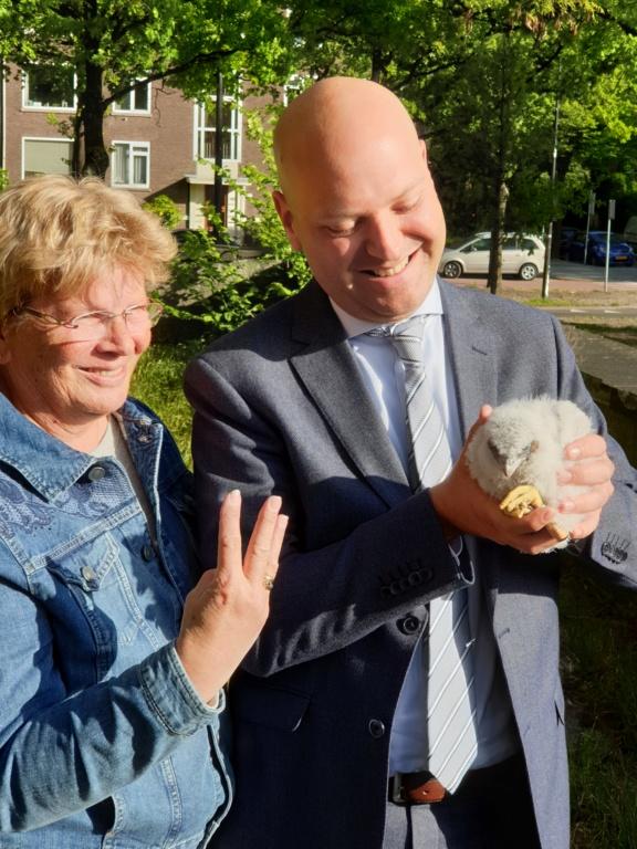 Rijswijk/Klokkentoren. Anton (Z3) ~ Antonia (ongeringd) - Pagina 4 20190511