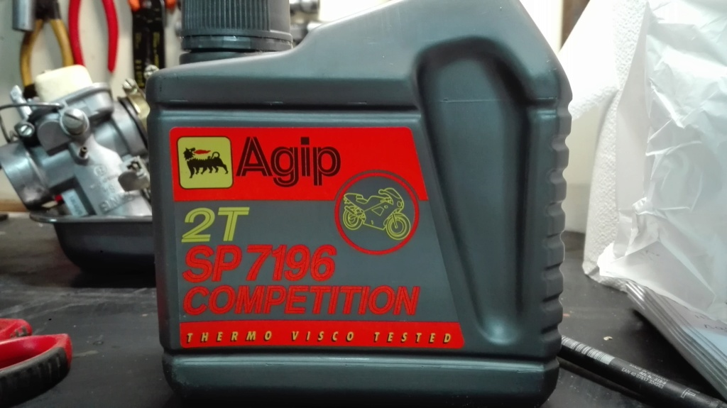 Agip 2t SP7196 competition Img_2064