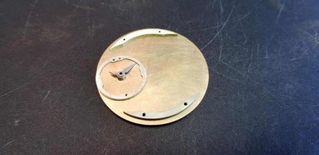 Prototype sur base ETA 6497. 20190226