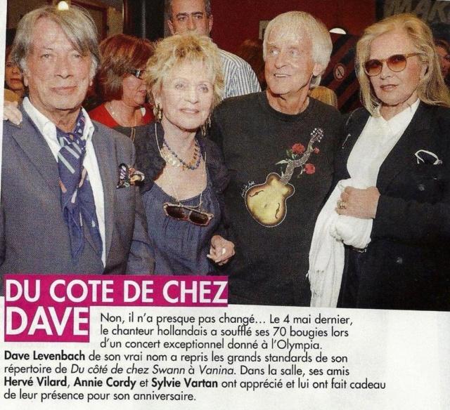 DVD DE DAVE A L'OLYMPIA 10357110