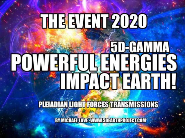 Майкл Лав - Событие 2020 - Невероятное воздействие 5D энергий на Землю Май 2020 10079210