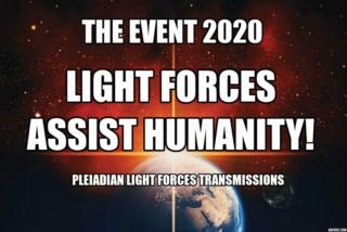 Майкл Лав - Событие 2020 - Силы света помогают человечеству 9 августа 2020 года 11740610