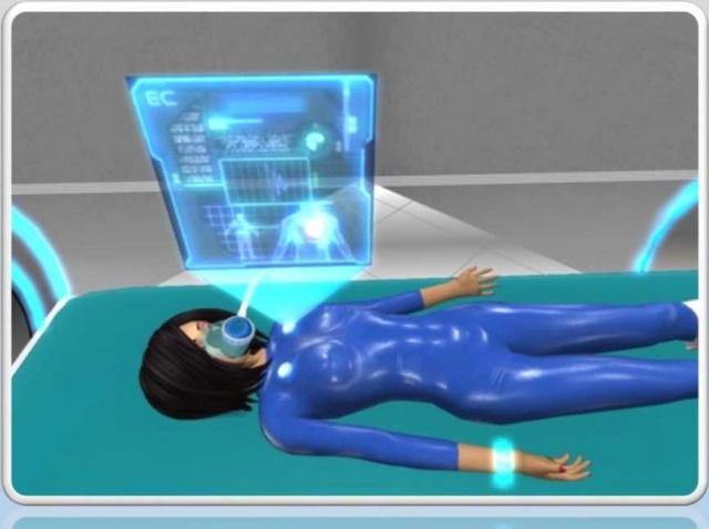 Елена Капульник - Кибернетические медицинские лаборатории МКК на марсианских базах 12111
