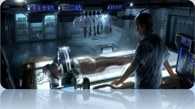 Елена Капульник - Кибернетические медицинские лаборатории МКК на марсианских базах 12310