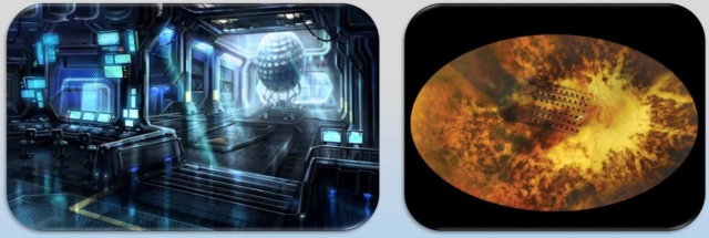 Елена Капульник - Кибернетические медицинские лаборатории МКК на марсианских базах 12410