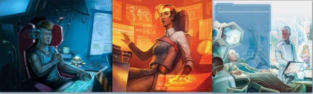 Елена Капульник - Кибернетические медицинские лаборатории МКК на марсианских базах 12510