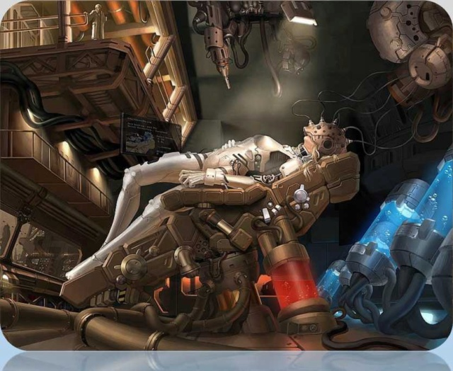 Елена Капульник - Кибернетические медицинские лаборатории МКК на марсианских базах 129110