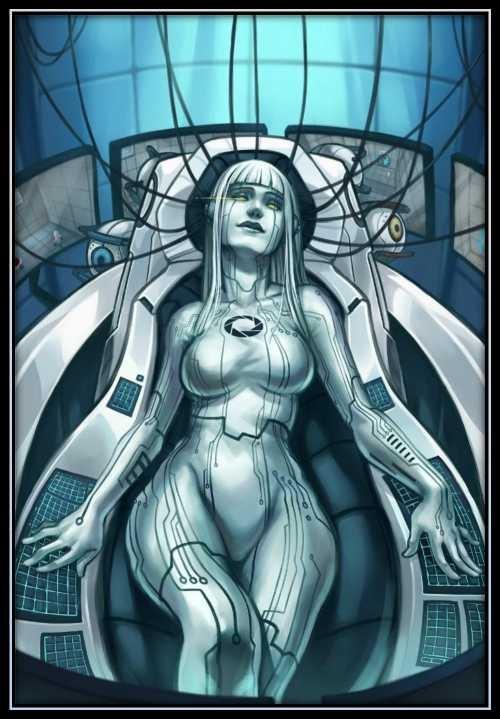 Елена Капульник - Кибернетические медицинские лаборатории МКК на марсианских базах 129210