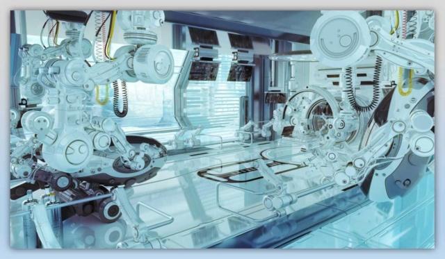 Елена Капульник - Кибернетические медицинские лаборатории МКК на марсианских базах 129310