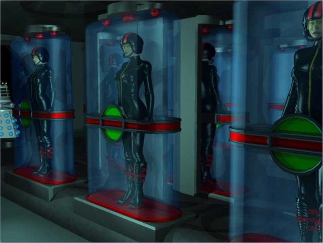 Елена Капульник - Кибернетические медицинские лаборатории МКК на марсианских базах 1511