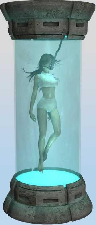 Елена Капульник - Кибернетические медицинские лаборатории МКК на марсианских базах 15510