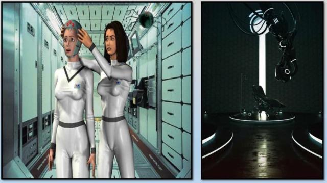 Елена Капульник - Кибернетические медицинские лаборатории МКК на марсианских базах 1555510