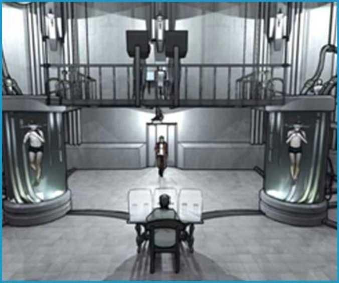 """Пенелопа Бредли - Как работают все тайные космические """"черные"""" операции. Жизнь в марсианской колонии. Киборги 670_0_10"""