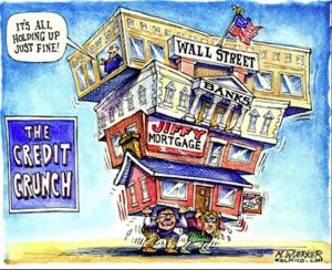 Питер Мейер - Экономика Центробанка разрушена Credit10