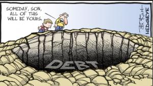 Питер Мейер - Всё это иллюзия в 6 частях Debt-f10