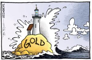 Питер Мейер 1 июля 2020 года - КФС и золото означают конец рабства Gold-i10