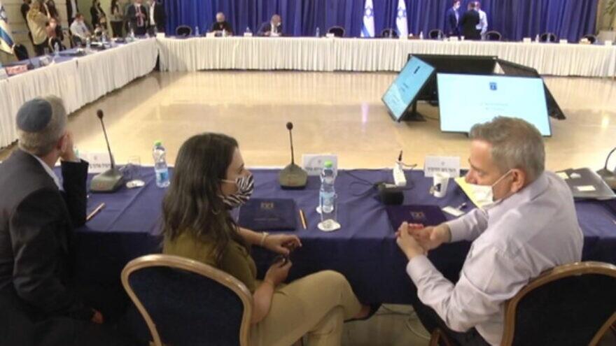 Министр здравоохранения Израиля - Зеленые пропуска не имеют эпидемиологического обоснования, Horowi10