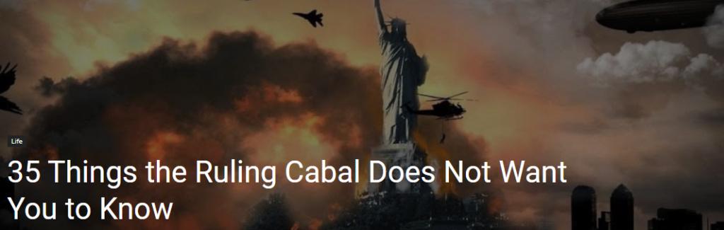 ПРЕСТОН ДЖЕЙМС - - 35 вещей, которые правящая кабала не хочет, чтобы вы знали Opera_14
