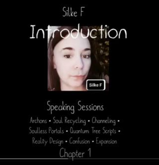 Silke F - Разговорные сессии. Какова реальность, в которой мы живем, и для чего мы здесь. Откровения, которые вы нигде не прочтете Opera_21